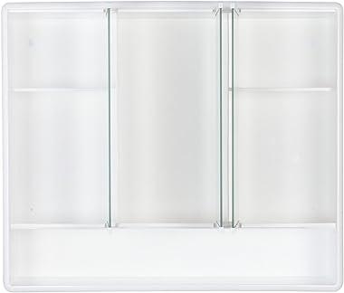 JOKEY armoire à glace Lymo - Largeur 59 cm – blanc - miroir de salle de bain