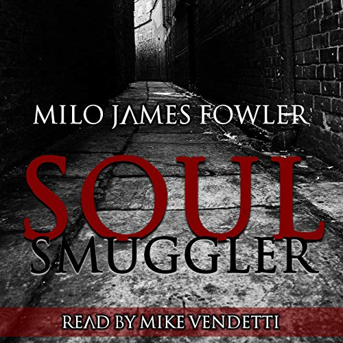 Soul Smuggler cover art