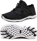 Zapatos de Agua Unisex Hombre Mujer Zapatos de Playa de Deporte Secado rápido Anti-Deslizante Zapatillas de Running