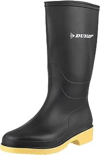 Dunlop Dull Childrens Unisex Wellies
