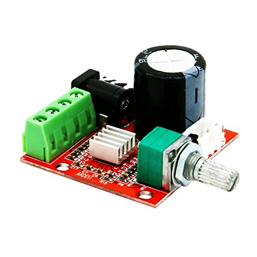 New Efficient Cracker-Sized Loud Speaker Amplifier Stereo Amp Audio Amplify Board 10W+10W 2-Channel ...