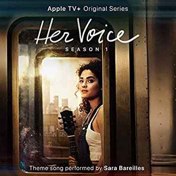 """Little Voice (From the Apple TV+ Original Series """"Her Voice"""")"""