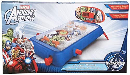 Avengers Assemble - Juego de Pinball de súper Tablero por The Avengers