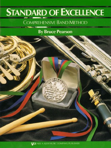 Standard Of Excellence Book 3 - Drums & Mallet Percussion: Noten für Blechbläser