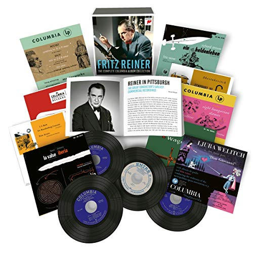 Fritz Reiner - The Complete Columbia Album Collection