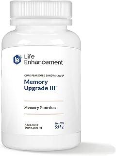 Memory Upgrade III Supplement - Life Enhancement