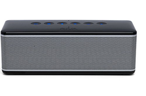 RIVA RS01B S Bluetooth Lautsprecher schwarz