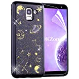 OKZone Compatible Galaxy J6 2018 Case [with HD Screen