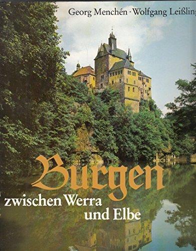 Burgen zwischen Werra und Elbe Mit Fotos von Frank Schenke