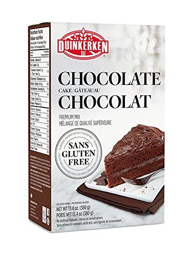 Duinkerken Gluten Free Chocolate Mix 0.84 Cake Deluxe Pound Brand new