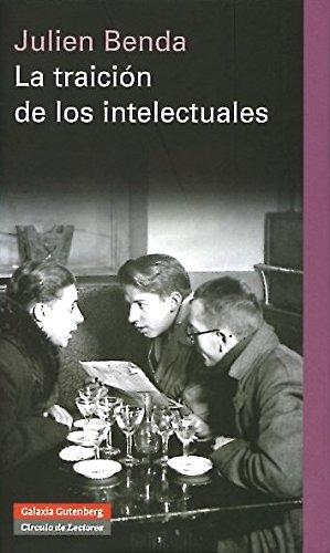 La traición de los intelectuales (Ensayo)