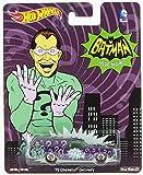 Hot Wheels Batman Clásica Serie de televisión la Riddler '70 Chevelle Entrega Die Cast