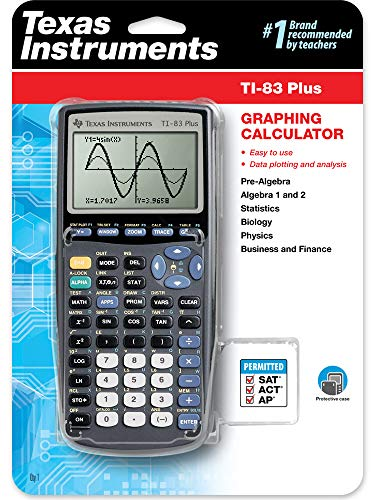 Texas Instruments TI-83 Plus Graphing Calculator Photo #4