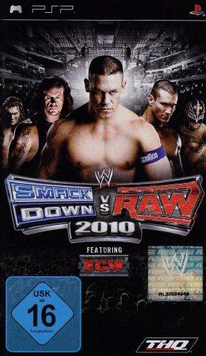 WWE Smackdown vs. Raw 2010 [Platinum]