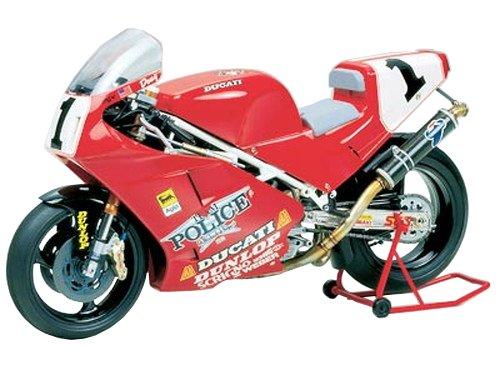 Tamiya 300014063 - 1:12 Ducati 888 Superbike 1993 [Importato dal Giappone]
