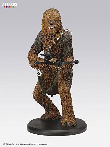 Attakus - Star Wars: Figura Chewbacca Elite