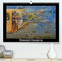 Streetart Havanna (Premium, hochwertiger DIN A2 Wandkalender 2022, Kunstdruck in Hochglanz): Graffitis in Havanna ... der Vergaenglichkeit preisgegeben (Monatskalender, 14 Seiten )