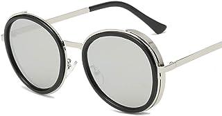 Kainuoo 男性用ファッションサングラスファッションウェア用女性メガネ (Color : B)