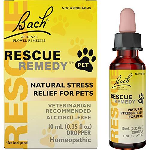 Fleur-de-Bach original, Rescue Pets pour les animaux, 10 ml
