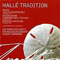 Violin Concerto / Symphony 4: Italian