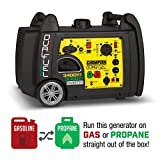 Photo #7: Propane Portable Generator made by Champion - 3400-Watt with Electric Start