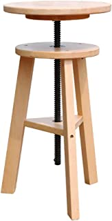 Beech Liftable Painting Stool Art Easel Studio Artist Master Special Wooden Rotating Drawing Stool