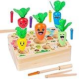 MMTX Juguetes Montessori 1 2 3 Años Niños Aprendizaje, Juegos Educativos de...