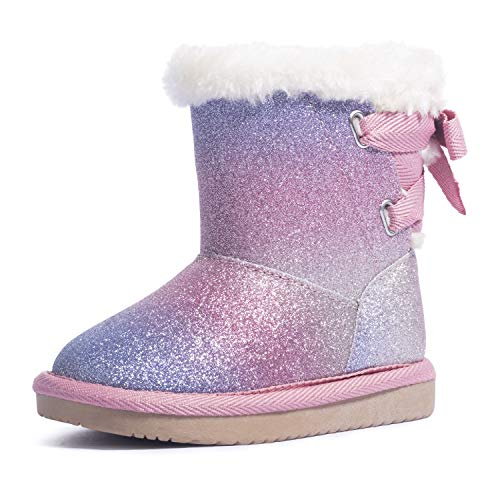 Kid Girl Warm Boots