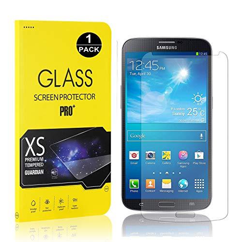 Bear Village® Displayschutzfolie für Galaxy S4, 9H Hart Schutzfilm aus Gehärtetem Glas, Ultra klar Displayschutz Schutzfolie für Samsung Galaxy S4, 1 Stück