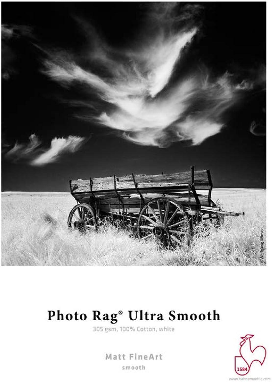 Hahnemühle 10643192 Digital FineArt Photo Rag Ultra Smooth, 305 g g g m², 24 Zoll Rolle, 610 mm x 12 m, weiß B001LMVQQS    | Verbraucher zuerst  e15d78