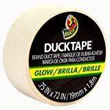 "Duck MDT-1786 Brand Glow-in-The-Dark Gaffers Tape: 3/4"" x 6', Luminescent Lime Green"
