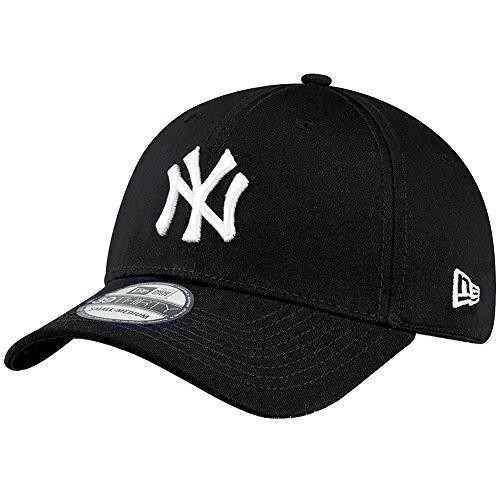 New Era 39THIRTY MLB Classic New York Yankees Cap M/L - 57,7-60,6 cm schwarz