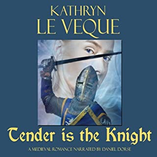 Tender is the Knight audiobook cover art