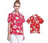 Camisa Hawaiana a Juego del Muchacho de la Camisa de Las Mujeres de Luau del Hijo de la Madre...