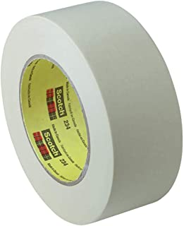 Scotch(R) General Purpose Masking Tape 234 Tan, 48 mm x 55 m 5.9 mil, 24 per case Bulk