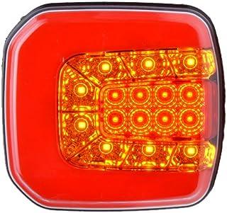 LED MARTIN® Kombi Rückleuchte KR3   universal   Design Rückleuchte   Trailer   Anhänger   Fahrzeuge   Boottrailer   Heckleuchte   Multifunktionsrückleuchte