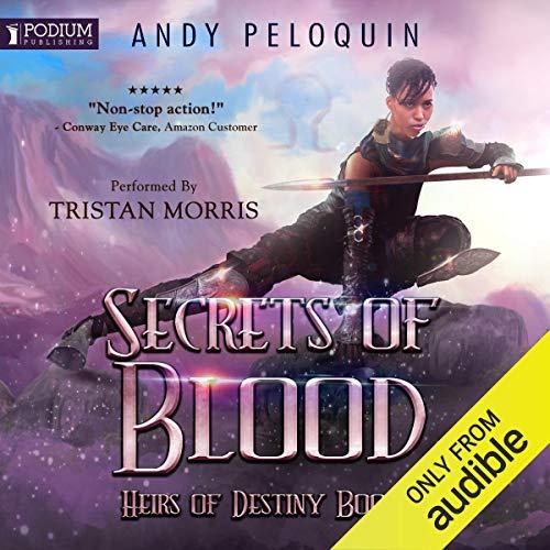 Secrets of Blood cover art