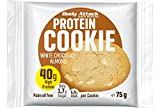 Body Attack Protein Cookie (12x 75g) (White Chocolate Almond)