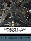 Practical Physics: Photometry...