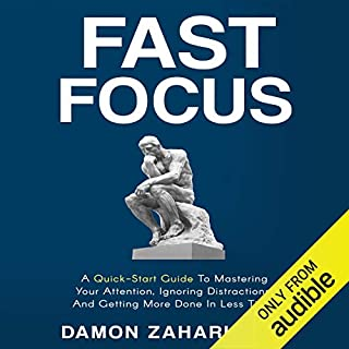Fast Focus cover art