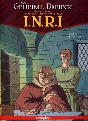 Das geheime Dreieck: I.N.R.I. / Die rote Liste (comicplus)