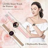 Zoom IMG-1 liebig smartwatch donna orologio fitness