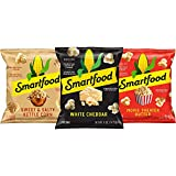 Smartfood Popcorn Variety Pack, 0.5 Ounce (Pack of 40) (2 Case (Pack of 40))
