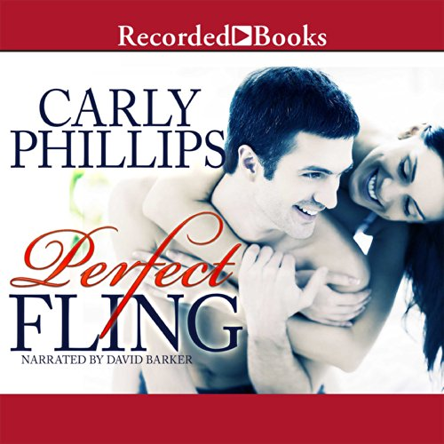Perfect Fling audiobook cover art