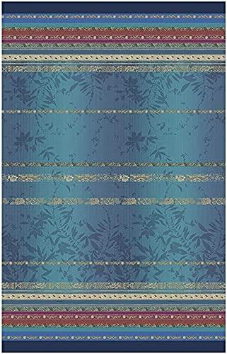 Bassetti Granfoulard - B1 - Grand foulard pour canapé en coton - Drap de lit, pique-nique, rideau, couvre-table, 270 x 270 cm