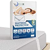 <span class='highlight'>Mattress</span> <span class='highlight'>Protector</span> Euro King <span class='highlight'>160</span> x <span class='highlight'>200</span>cm <span class='highlight'>Waterproof</span> with 4 Elastic Corners - <span class='highlight'>160</span>x<span class='highlight'>200</span>-size <span class='highlight'>Waterproof</span> Draw Sheet  - Breathable Cotton <span class='highlight'>Mattress</span> Cover - Protective Sheet - <span class='highlight'>Mattress</span> <span class='highlight'>Protector</span>s