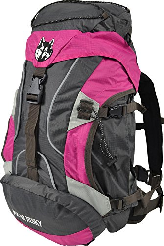 Polar Husky® Reißfester Trekking Rucksack