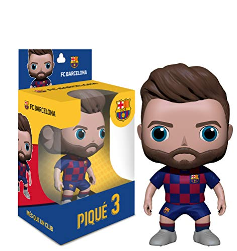 Toodles Dolls play with me Tminis FCB - Gerard Pique