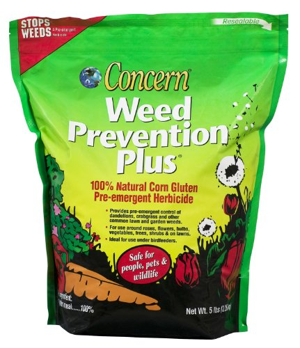 Safer Brand Weed Prevention Plus, 5 Pound bag