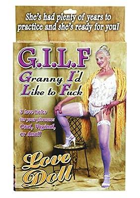 Pipedream G.I.L.F. Love Doll